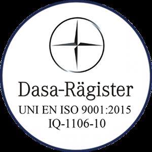 logo DASA RAGISTER