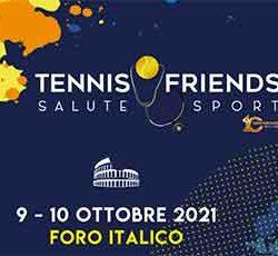 Tennis&Friends Salute e Sport: SIOT è partner ufficiale